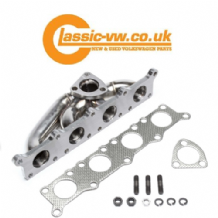 1.8T Stainless Steel Exhaust Manifold. K03 Flange. Golf, Jetta, Caddy, Corrado